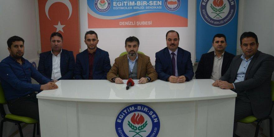 Eğitim-Bir-Sen'den İlçe Müdürüne Tepki: Eski Türkiye'nin Bürokratları...