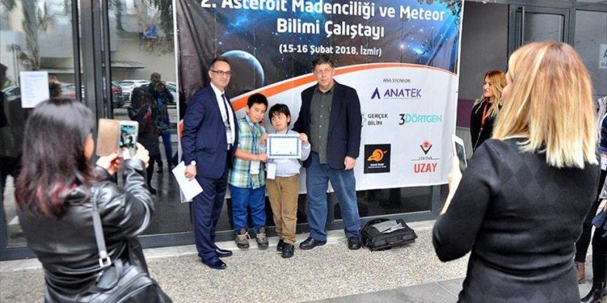 Türk öğrencilerin uzaya ilgisi NASA uzmanını şaşırttı
