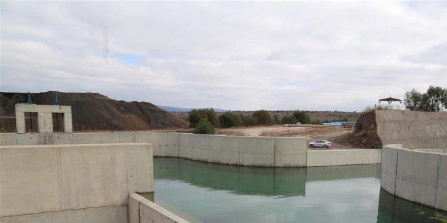 Gerede'nin suyu 2019'da Ankara'nın musluklarında