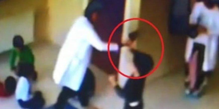 Kreş'te dayak skandalında öğretmenler tutuklandı