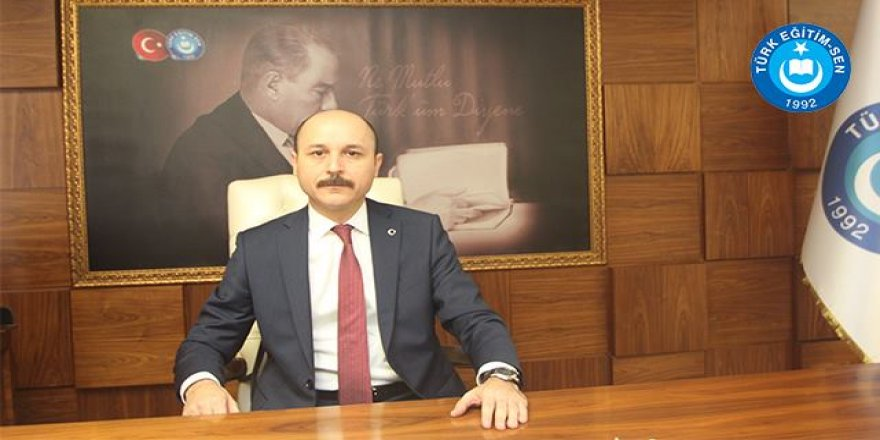 Talip Geylan Hedefini Belirledi: Yetkili Sendika Olmak!