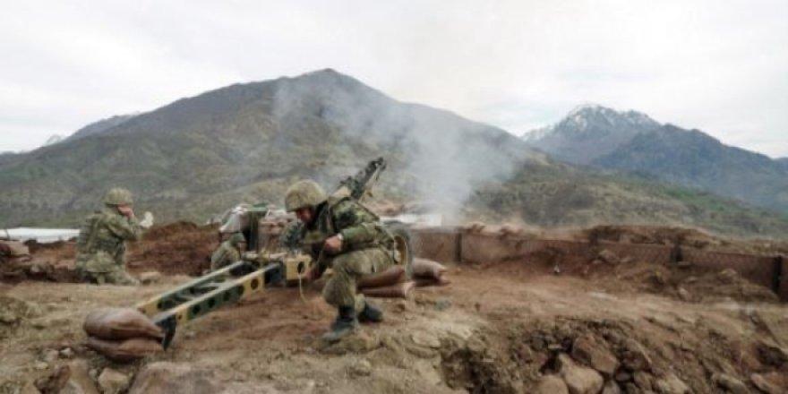 Afrin'den acı haber: 8 asker şehit, 13 yaralımız var