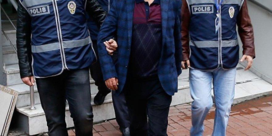 Define peşindeki müdür gözaltına alındı