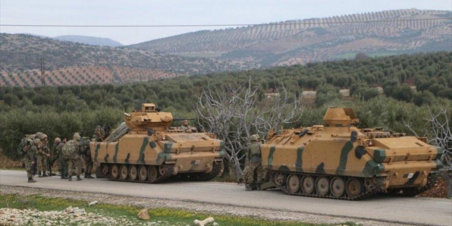 Zeytin Dalı Harekatı'nda 3393 terörist etkisiz hale getirildi