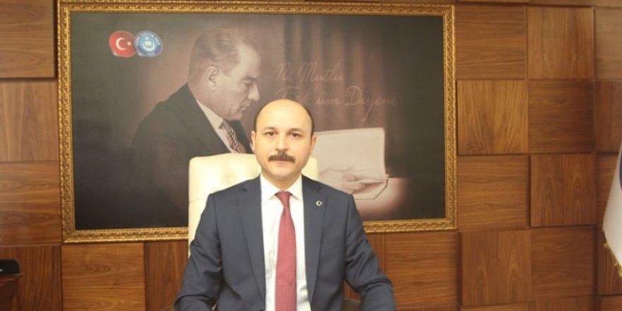 """""""Dava Adamı Arıyorsanız; Yüzünüz Türkiye Kamu-Sen'e Dönsün"""""""