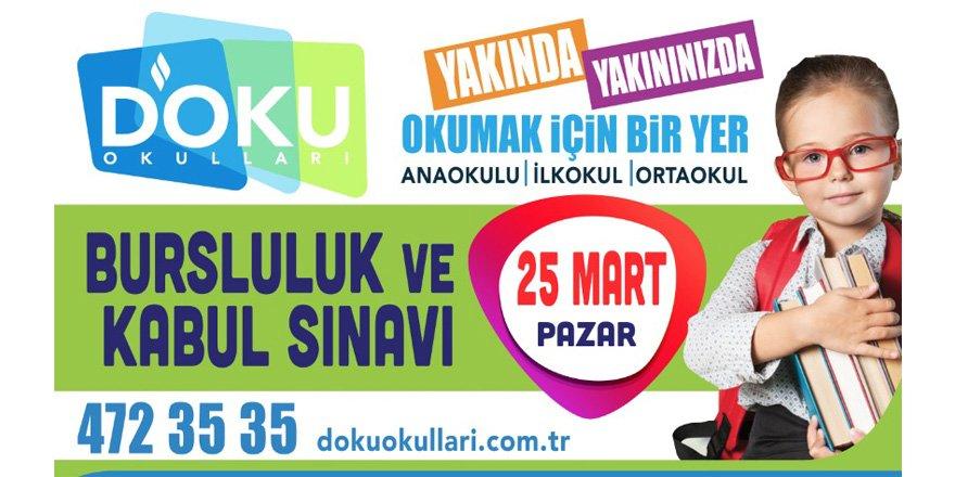 Doku Okulları Ankara'da Açılıyor!