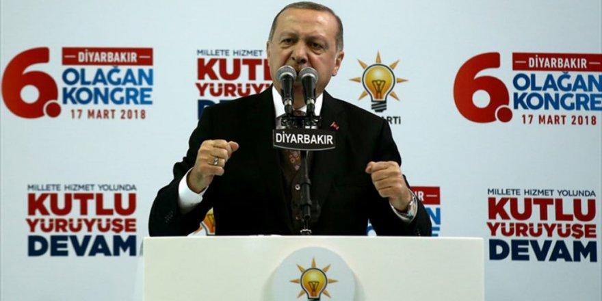 'Bölücü terör örgütü Kürt kardeşlerime artık çektiremeyecek'