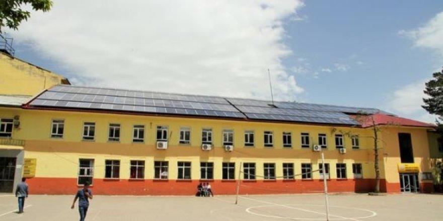 120 eğitim kurumuna güneş paneli kurulacak