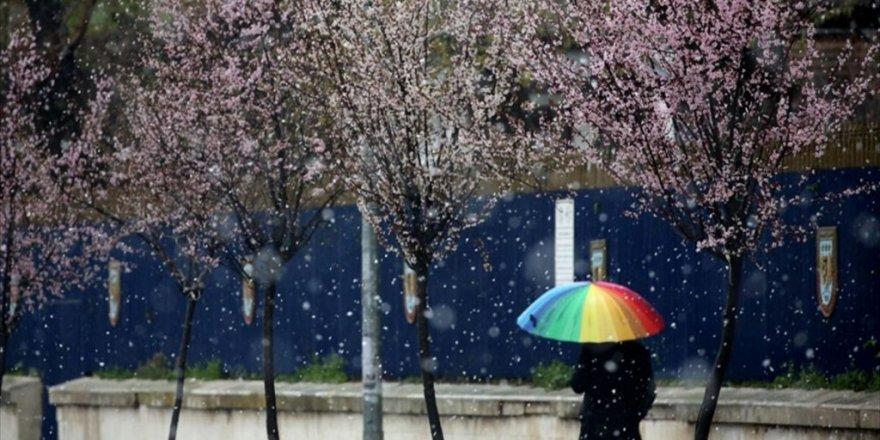 Meteoroloji'den sağanak, kar ve fırtına uyarısı!