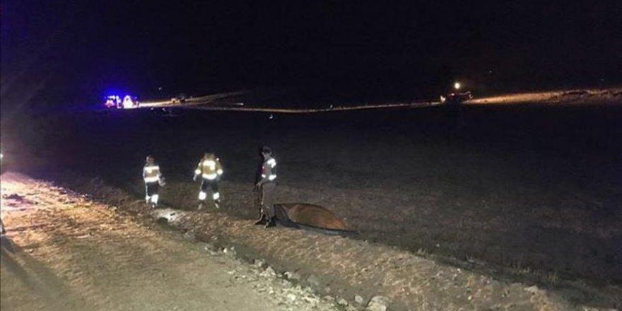 Nevşehir'de F-16 Uçağı Düştü: 1 Şehit