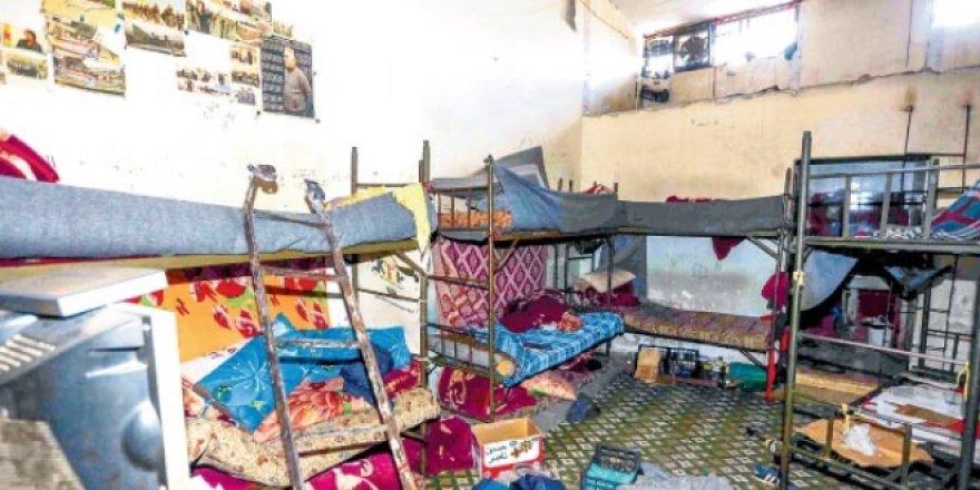 Afrin'in işkencehanesi görüntülendi
