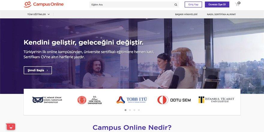 3 Adımda Online Eğitim ile Seçkin Üniversitelerden Sertifika Alın