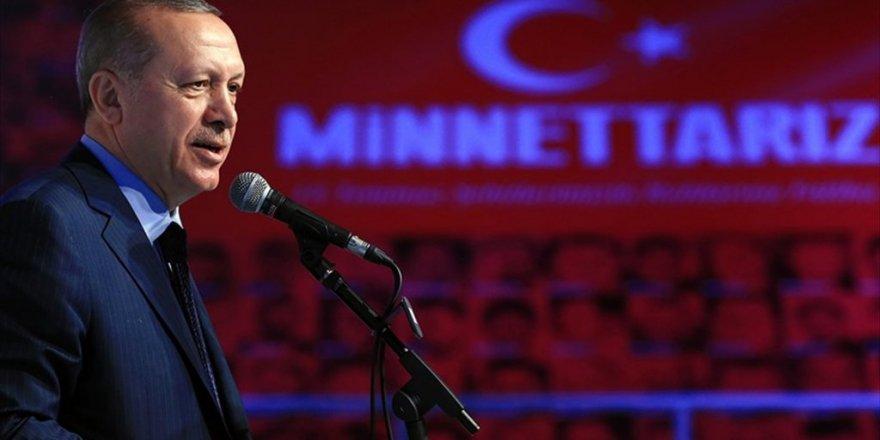 Erdoğan: Trump'a 'İsrail'e müdahale etmeyecek misiniz?' dedim