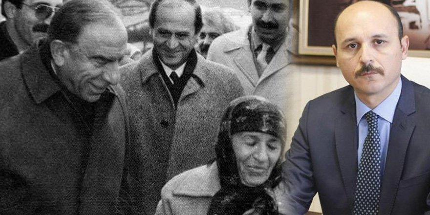 Talip Geylan'dan Alparslan Türkeş Paylaşımı: Ölümsüzlük işte böyle bir şeydir!