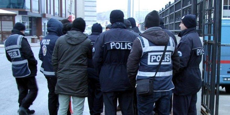Boğaziçi Üniversitesi'nin 9 öğrencisi tutuklandı