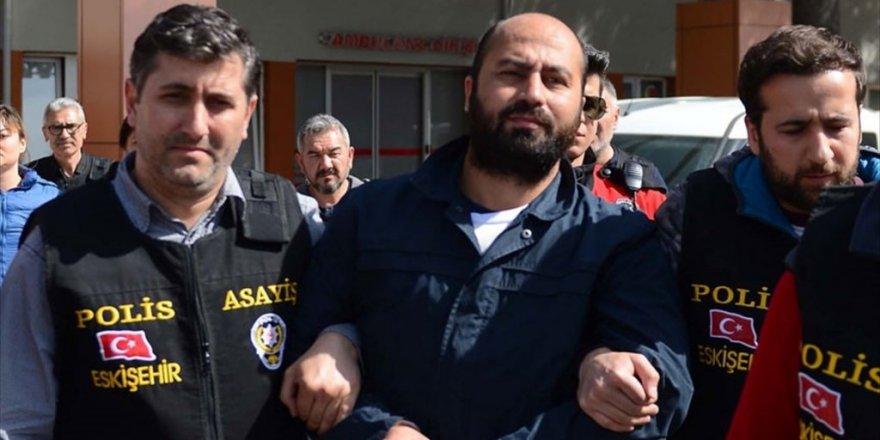 Osmangazi Üniversitesindeki saldırgan tutuklandı