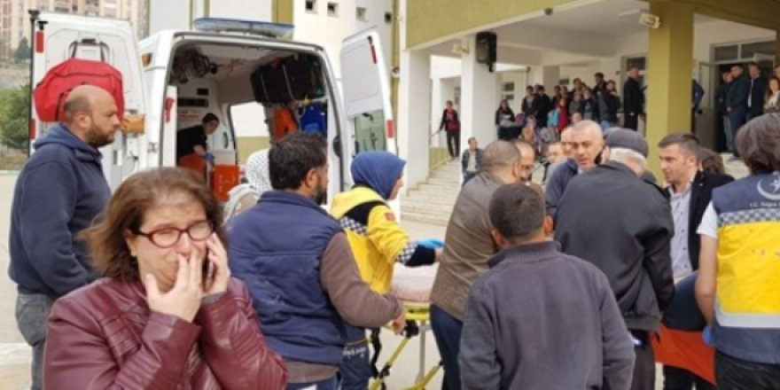Saldırgan polis memuru görevden uzaklaştırıldı