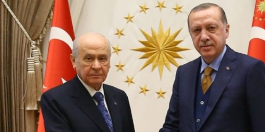 Erdoğan-Bahçeli görüşmesinin perde arkası