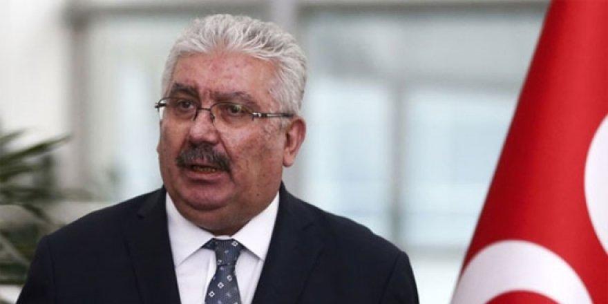MHP'li Yalçın: Danışıklı dövüş değil