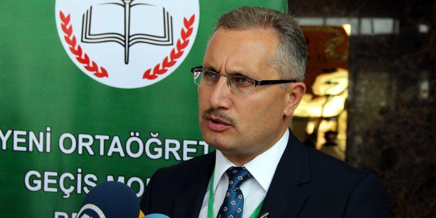 MEB Ortaöğretim Genel Müdürü Ercan Türk istifa etti