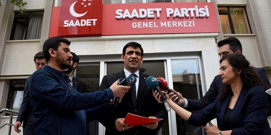 Saadet Partisi cumhurbaşkanı adayını 1 Mayıs'ta açıklayacak