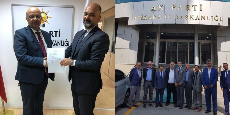 Op. Dr. Ziya Boyacıoğlu AK Parti Milletvekili Aday Adayı Oldu