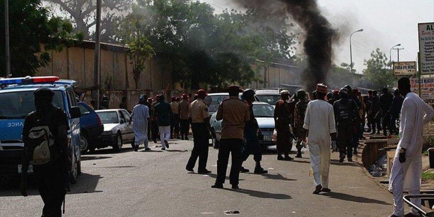 Nijerya'da camiye intihar saldırısı: 42 ölü