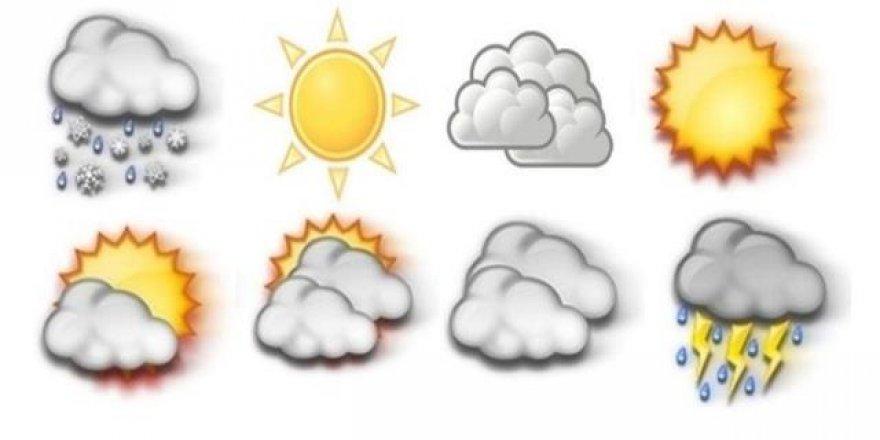 Hafta sonu hava durumu: Meteoroloji uyardı, bahar yağmurları geliyor!