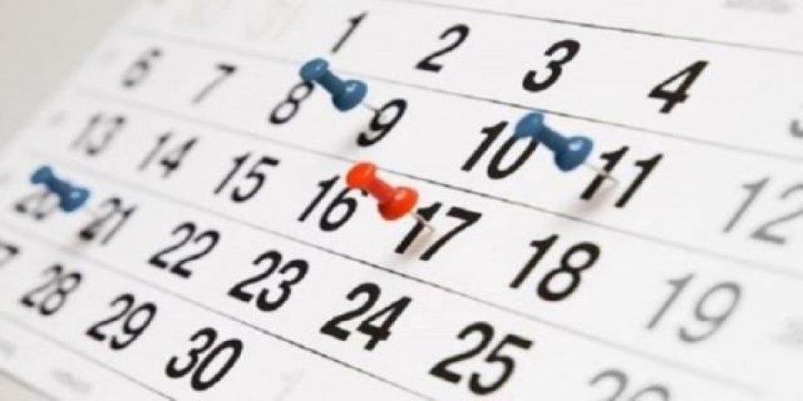 Başbakanlıktan kamu görevlilerine 'yıllık izin' genelgesi