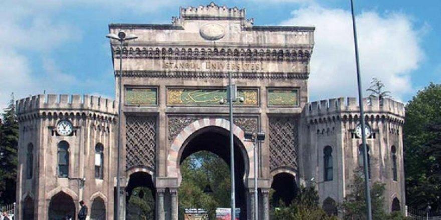 İstanbul Üniversitesi'nde de not şişirme skandalı