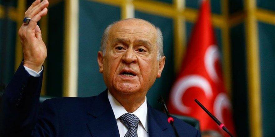 MHP Genel Başkanı Bahçeli'den Gazze açıklaması