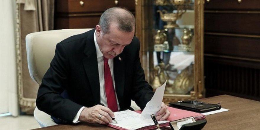 Erdoğan'dan milyonları ilgilendiren kanunlara onay