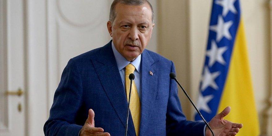 Erdoğan'dan suikast iddiaları açıklaması: Bu tür tehditler bizi yoldan alıkoyamaz