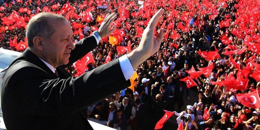 AK Parti'nin ilk mitinginin yeri ve tarihi belli oldu