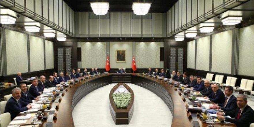 16 Bakanlığın teşkilat yapısı yeniden belirlendi