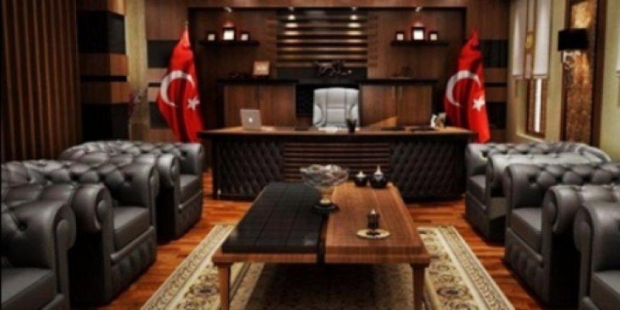 Müsteşar, müsteşar yardımcısı ve merkez valisi kadroları kaldırıldı