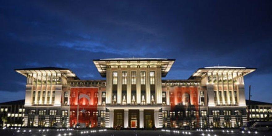 Beştepe'ye ABD'deki gibi başkanlık ofisi