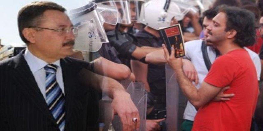 Melih Gökçek'e 'Gezi' cezası: Tazminat ödeyecek