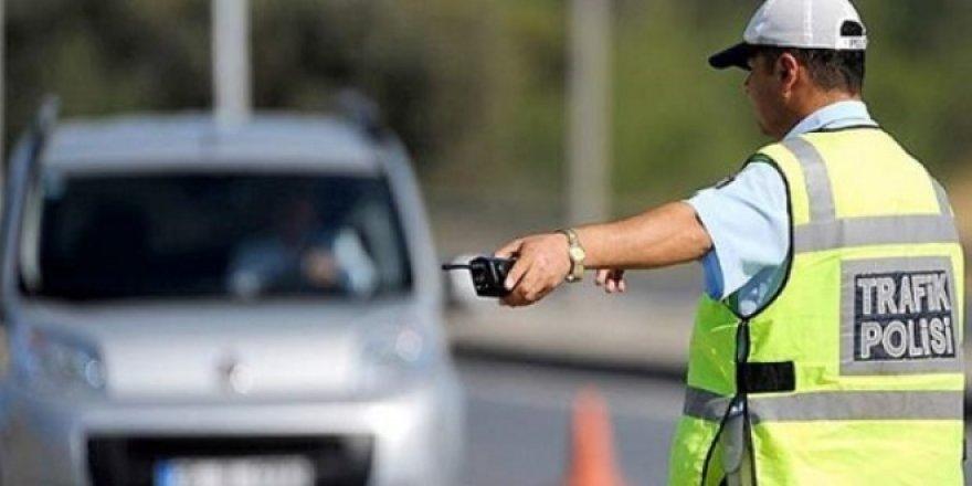 Polise küfür eden taksiciye 470 lira para cezası!