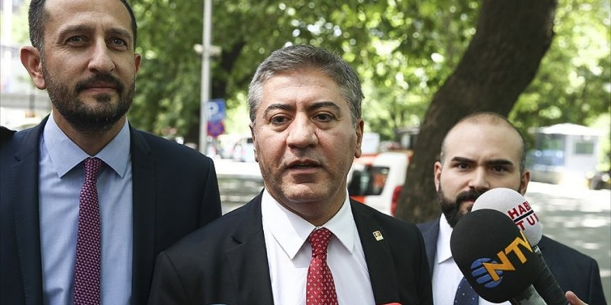 CHP heyeti Fetullah Gülen dosyalarını inceledi