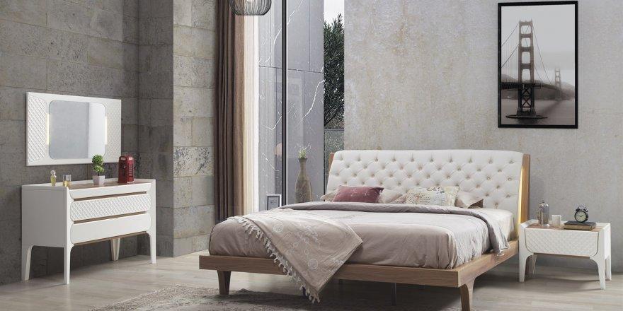 Yatak Odası Takımları ile Huzurlu Bir Yatak Odası Oluşturun!