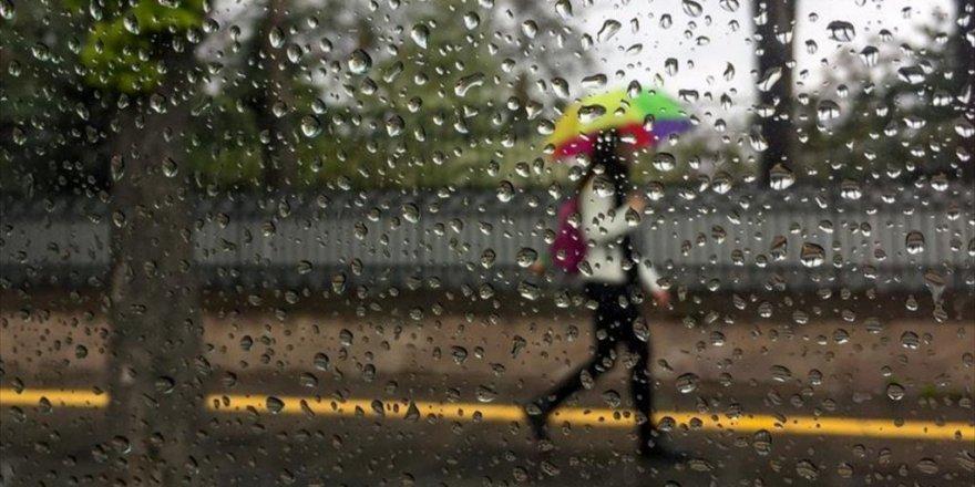 Meteorolojiden 7 il için kuvvetli yağış uyarısı!Hava durumu 20 Eylül 2019
