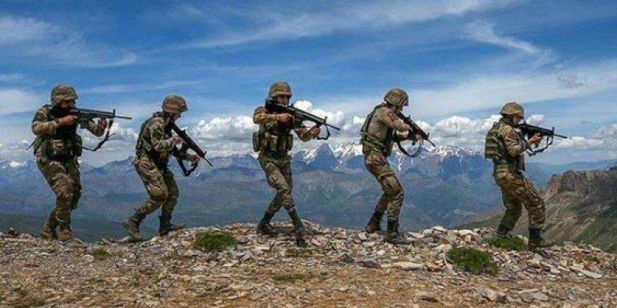 Hakurk'ta PKK'ya çember