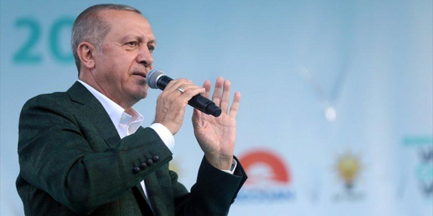 Cumhurbaşkanı Erdoğan: Özgürlüklerden taviz yok