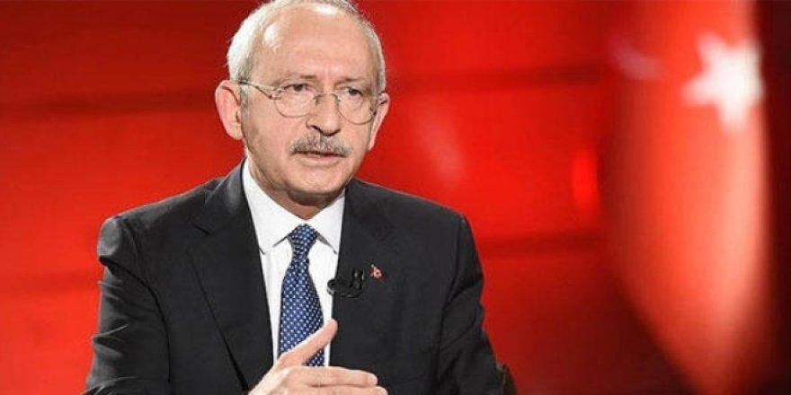 """Kılıçdaroğlu,""""Bütün üniversite hocalarını görevlerine iade edeceğiz"""""""