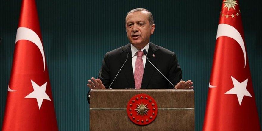 Erdoğan: Bakan yardımcısı sayısı 2 veya 3 olabilir