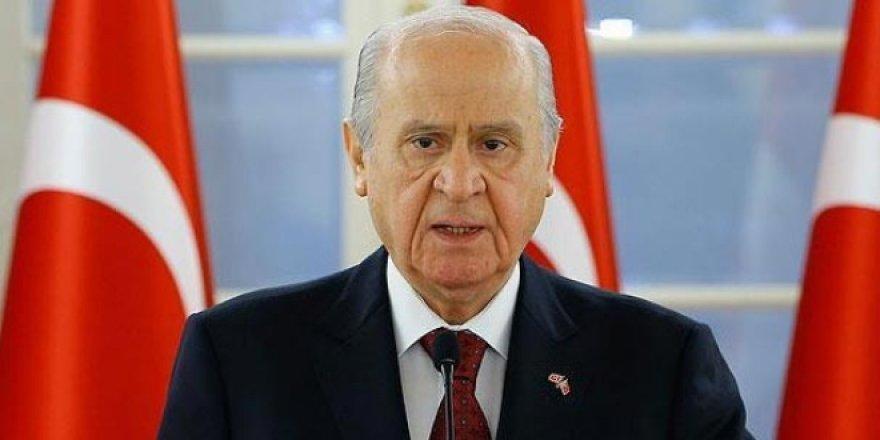 Bahçeli: MHP'nin bakanlık talebi yok