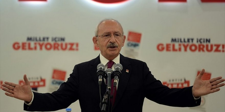 Kılıçdaroğlu: Hiçbir hükümet yetkilisi cevap vermiyor