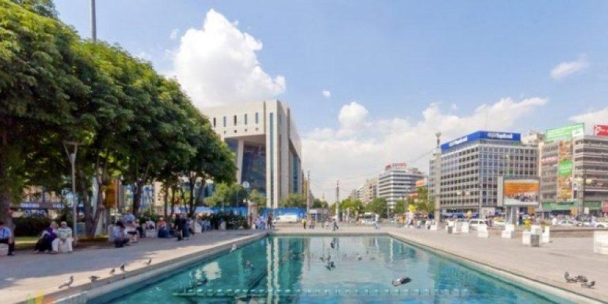 Başkent'te 19 bölgede ücretsi Wİ-Fİ