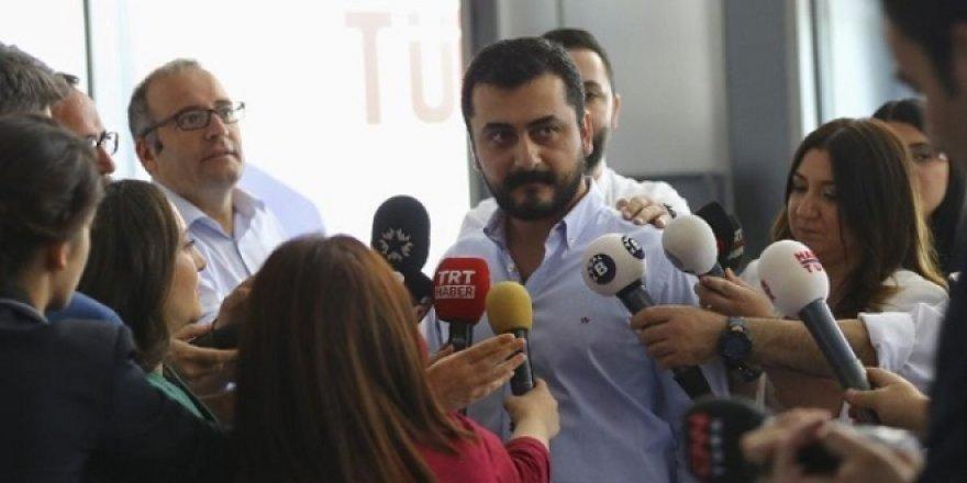 CHP eski milletvekili Eren Erdem tutuklandı